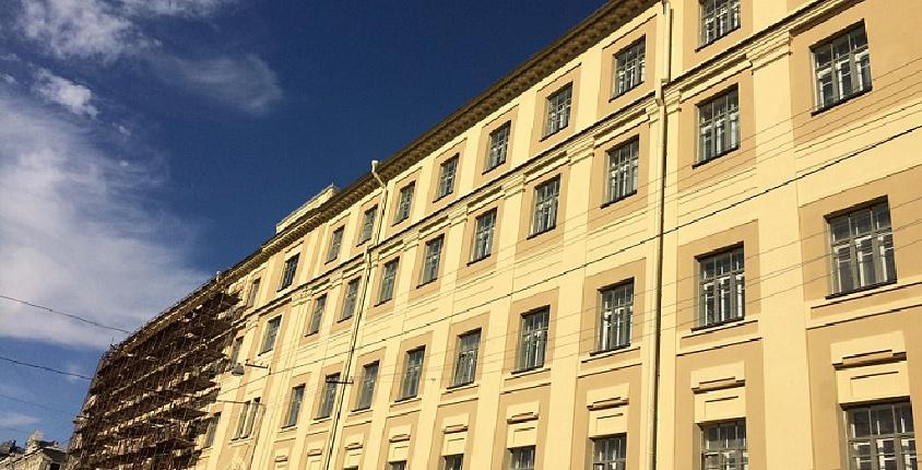 ВПетербурге возбудили дело охищении средств при реконструкции Интендантских складов