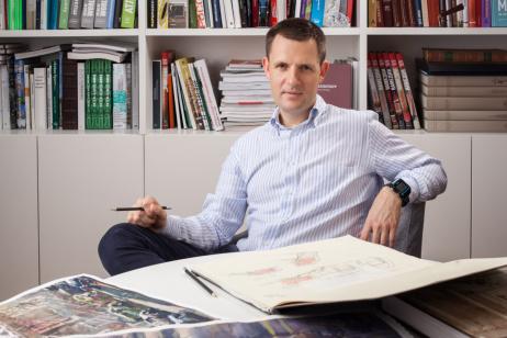 Главный архитектор Москвы вошел в совет международного архитектурного конкурса в Петербурге