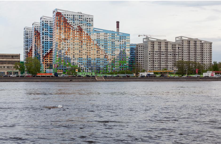 В Петербурге появляются новые варианты жилья у воды