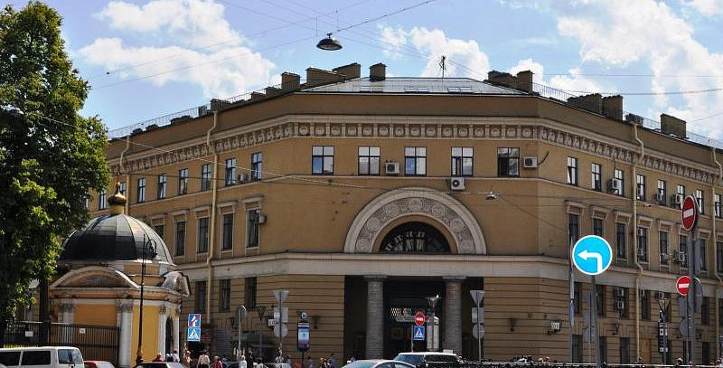 Вестибюль «Владимирской» натри недели закроют навход ивыход