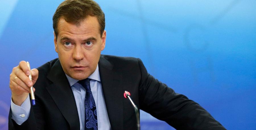 Д. Медведев назвал долевое строительство «рудиментом», откоторого нужно отказаться