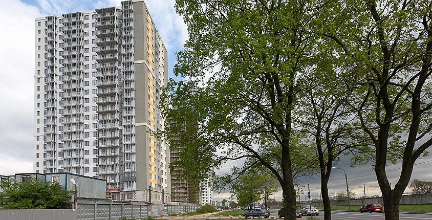 Объемы возведения жилья вПетербурге вконце весеннего периода пошли врост
