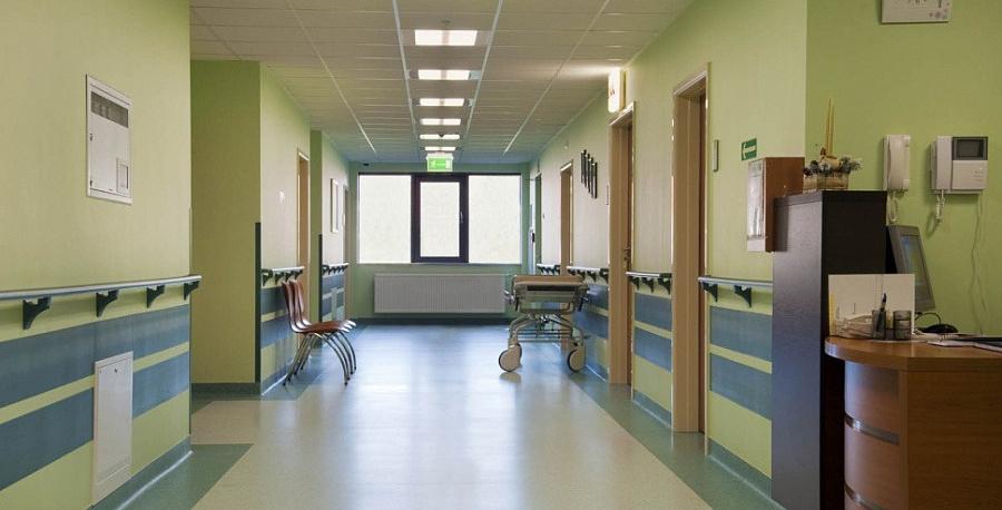 Высота потолков в медицинских учреждениях